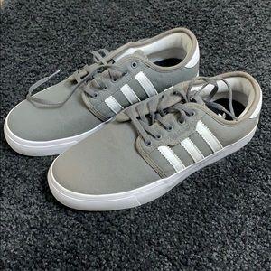 NWOT Grey Adidas